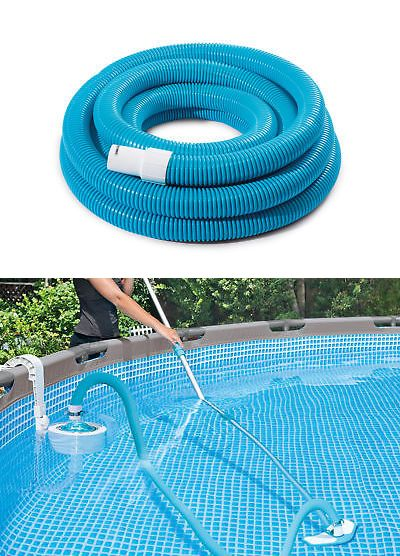 Other Pool Equipment And Parts 181071 Intex 1 1 2 Inch Spiral Deluxe Vacuum Hose For Pool Filters Maintenance 25 F Pool Filters Intex Pool Equipment