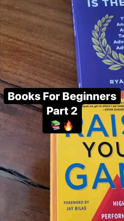 Books For Beginners part 2
