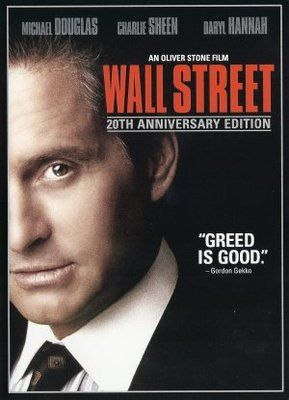 Wall Street Poster Wall Street Daryl Hannah Movie Covers