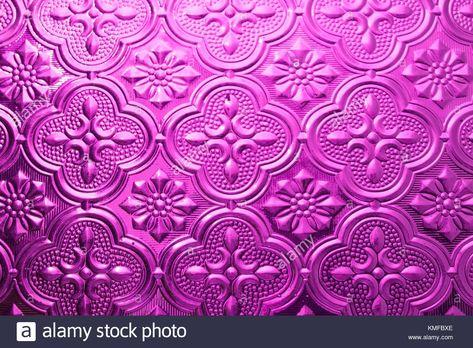 Bunte Lila Nahtlose Textur Glas Hintergrund Innere Wand