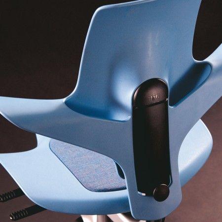 Hag Capisco Puls 8010 Ergonomic Office Chair From Posturite Industrialchair Plasticchair Ergonomic Office Chair Office Chair Design Ergonomic Office