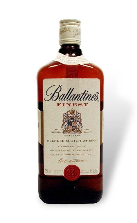 Ballantine S 1l Copa De Balon Whisky Y Escoces