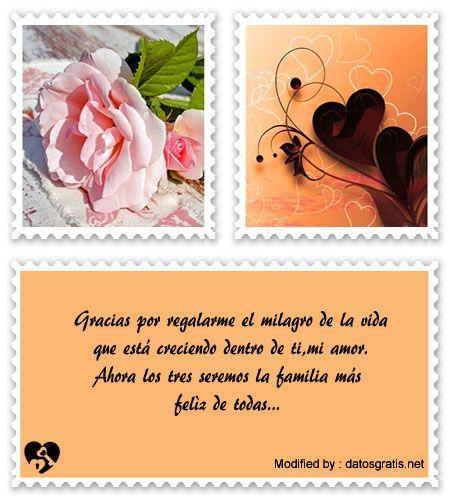 Carta Para Mi Esposa Embarazada Mensajes De Texto De Buenos Dias