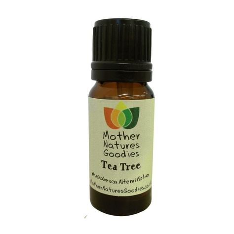 Mother Nature's Tea Tree olie