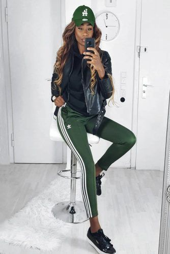 36 Adidas Pants Outfit Ideas: Super Combo Of Comfort And Beauty