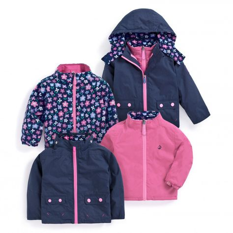 b9602b800 4-in-1 Waterproof Polarfleece Jacket