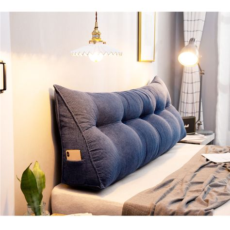 Item must be in original, unworn, unaltered condition. Couch Cushions, Sofa Bed, Bed Pillows, Pillow Headboard, Pillow Room, Large Beds, Large Pillows, Decorative Pillows, Bed Reading Pillow