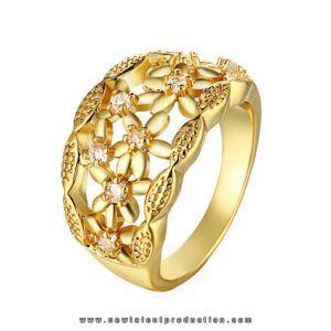 Pakistani Gold Ring Designs 4 1