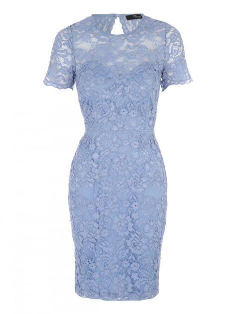 Keep your fashion game strong this season with the on trend blue corded lace dress – a must have on our wish list! Featuring short sleeves, multiple button...