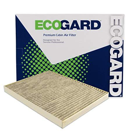 Ecogard Xc26205c Cabin Air Filter With Activated Carbon Odor Eliminator Premium Replacement Fits Chevrolet Traver Cabin Air Filter Air Filter Odor Eliminator