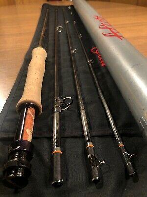 Ad Ebay Scott Radian 10 4 Weight Fly Rod Fly Rods Saltwater Flies Rod