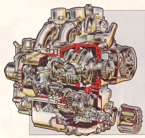 Goldwing Motor Schematic Goldwing Goldwing Motorcycles Honda