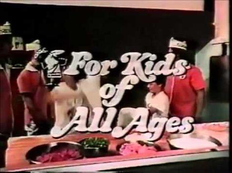 1978 Little Caesers Pizza Commercials: Detroit