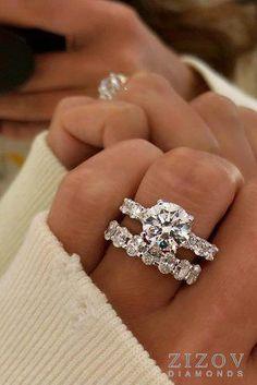 Untitled In 2020 Big Wedding Rings Wedding Ring Sets Wedding