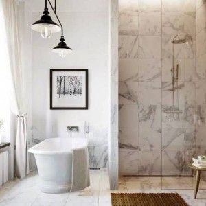 double shower layout - Google Search