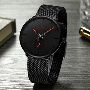 Reloj Lujo Cuarzo Acero Inoxidable Deportivo Contra Agua Para Hombre Helen55 Luxury Watches For Men Mens Fashion Watches Watches For Men
