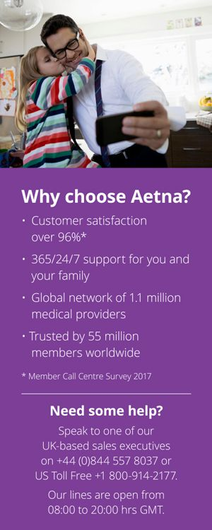 Why Choose Aetna International Health Insurance Health