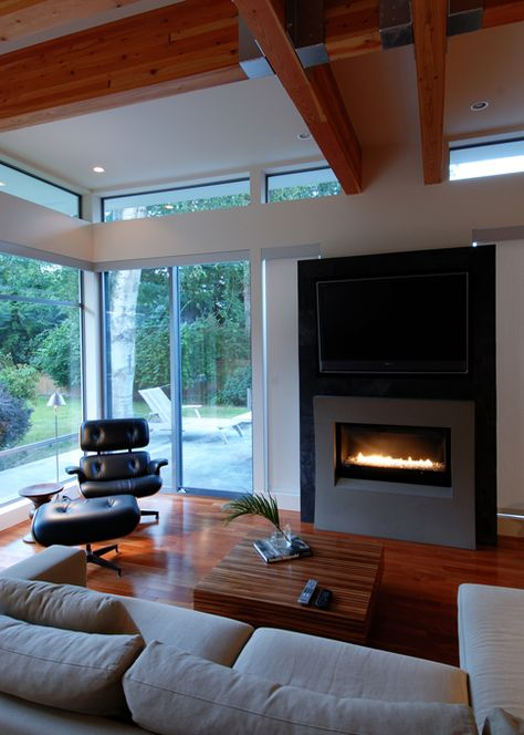 Tvs and fireplaces on pinterest gas fireplaces for Living room zwolle