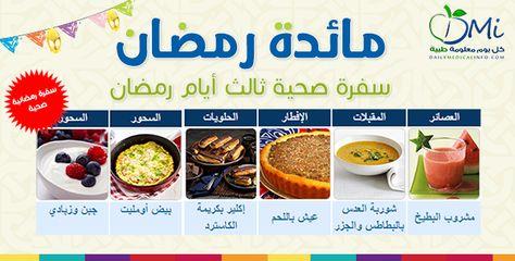 الآن يمكنك مشاهدة سفرتكم الصحية غدا يقدمها لكم خبراء التغذية فى كل يوم معلومة طبية تمنياتنا لكم بصوم مقبول وإفطار شهي وصحي Http Cereal Pops Egyptian Food Food