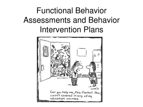 functional behavior assessment report template - Google Search - functional behavior assessment