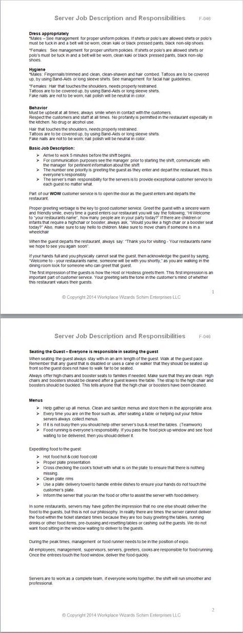 Training Job Description  Job Description Forms    Job