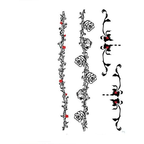 Women Sexy Water Transfer Waterproof Temporary Tattoo Sticker Body Vine Flower >>> Visit the image link more details. (This is an affiliate link and I receive a commission for the sales)