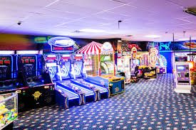 Image result for arcade room
