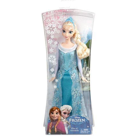 Sparkle Princess Elsa Doll
