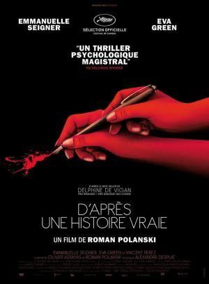 Director Roman Polanski Reparto Emmanuelle Seigner Eva Green Vincent Pérez Género Thriller Sinopsis Delphin Historias Reales Eva Green Novelas