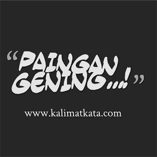 Gambar Kata Bahasa Sunda Paingan Gening Bahasa Lucu Dan