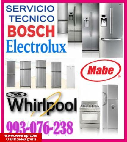 Servicio Tecnico De Refrigeradoras Bosch Reparacion Y