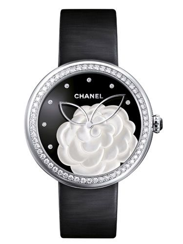 This luxurious CHANEL watch can be found at our London Jewelers CHANEL  boutique in Americana Manhasset. 385bf2dc44dfc