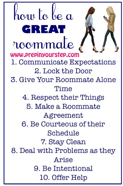 105 best Roommate Living images on Pinterest Hallows eve, Health - roommate agreement