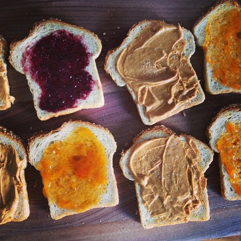 PB&J French Toast.
