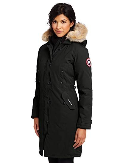 Amazon Com Canada Goose Women S Kensington Parka Coat Sports Outdoors Canada Goose Women Kensington Parka Obsession Clothes