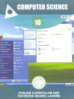 Computer Science 10th Class Textbook English Medium Pdfhive Com Ptb Books Class 10 Textbook Punj Computer Books Computer Science Subjects Computer Science