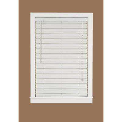Nice Vinyl Window Blinds 2 Vinyl Mini Blinds Mini Blinds The Home Depot In 2020 Vinyl Mini Blinds Blinds For Windows Living Rooms Blinds For Windows