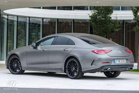 Ini Dia Penampakan Mercedes Benz Cls Anyar Mercedes Cls