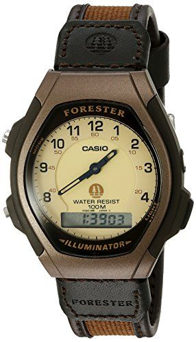 cf684709522 Casio Mens FT600WB5BV AnaDigi Forester Illuminator Sport Watch     Check  out the image by visiting the link.