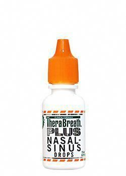 Nasal-Sinus Drops - fights bad breath and halitosis and canker sores
