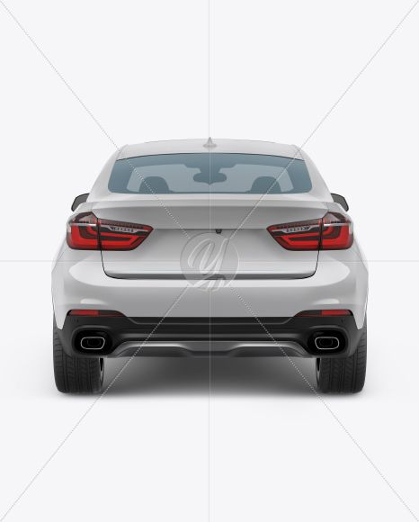 Download Suv Crossover Car Mockup Back View In Vehicle Mockups On Yellow Images Object Mockups Crossover Cars Car Mockup PSD Mockup Templates