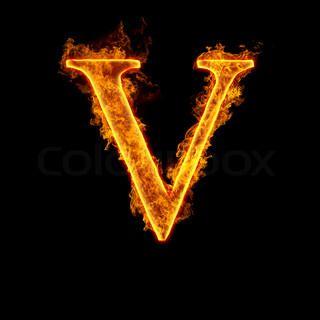 Fire Alphabet Letter V Lettering Alphabet V Letter Images S Letter Images