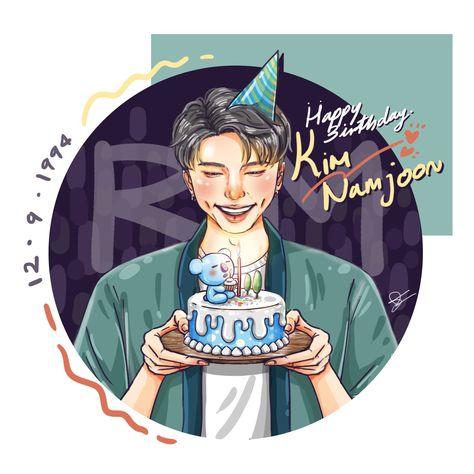 Happy birthday Namjoon