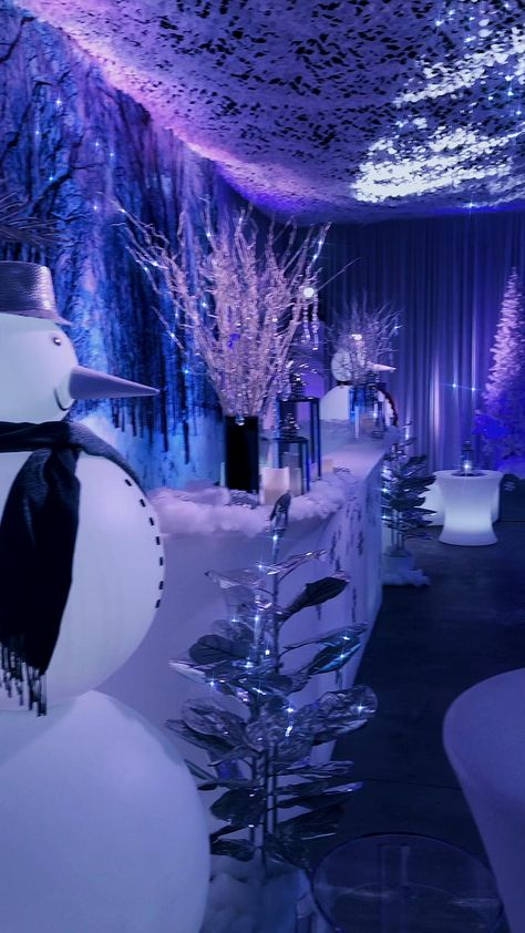 Sweet 16 Party Themes, Sweet 16 Party Decorations, Quince Decorations, Quince Themes, Birthday Decorations, Quince Ideas, Winter Wonderland Wedding Theme, Winter Wonderland Christmas, Winter Themed Wedding