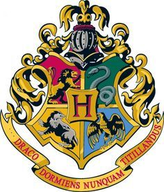 Harry Potter Hogwarts School Crest UK  Patch 3 1//4 inches tall