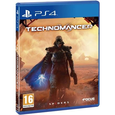 The Technomancer Ps4 Videojuegos Xbox One Y Playstation