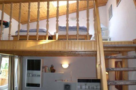 Schlafen Oben Ferienwohnung Haus Und Unterkunft