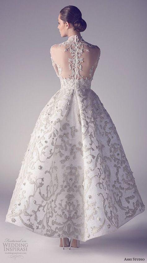 WEDDING GOWN ELEGANCE September 2, 2015 | ZsaZsa Bellagio - Like No Other