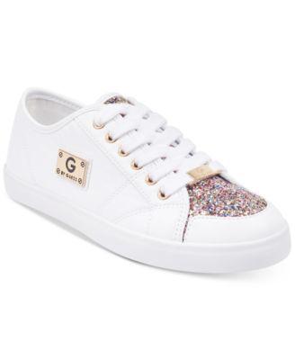 Matrix Glitter Lace Up Sneakers   macys