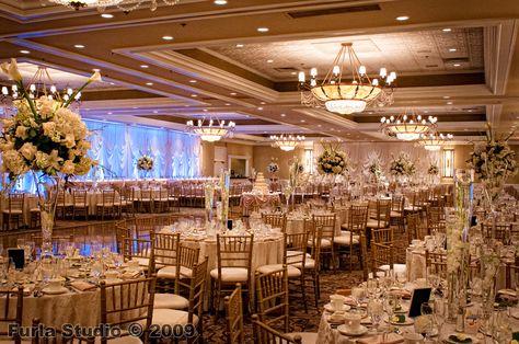 Fancy Banquet Hall Inexpensive Wedding Venues Modern Wedding Decor